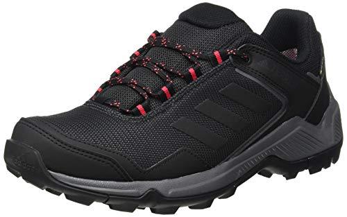adidas Damen Terrex Eastrail Gtx W Fitnessschuhe, Mehrfarbig (Carbon/Negbás/Rosact 000), 38 EU