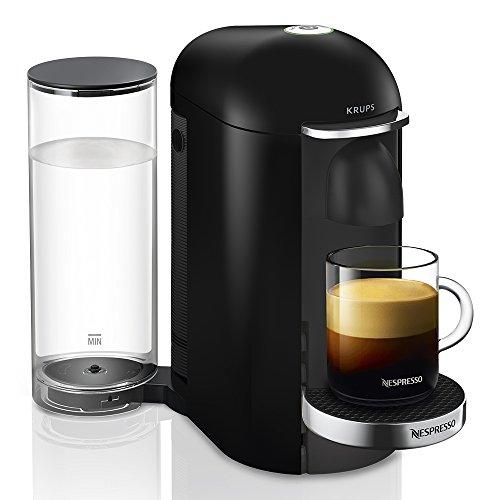 Krups Nespresso Vertuo schwarz (Französische Version)