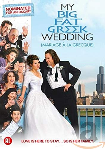 DVD - My big fat greek wedding (1 DVD)