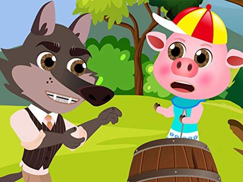 Die drei kleinen Schweinchen / Goldlöckchen und die drei Bären