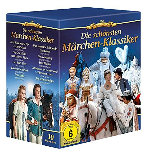 DEFA - Märchen Box - Die schönsten Märchen-Klassiker [Blu-ray]