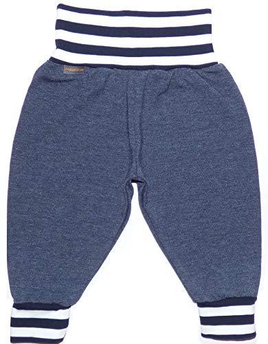 Mauala Babyhose 50-104 Jeansblau-dblaustreifen, 98