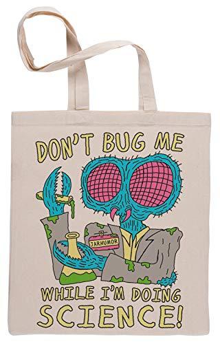 Bug Science Einkaufstasche Shopping Bag Beige