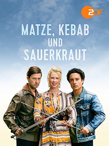 Matze, Kebab und Sauerkraut