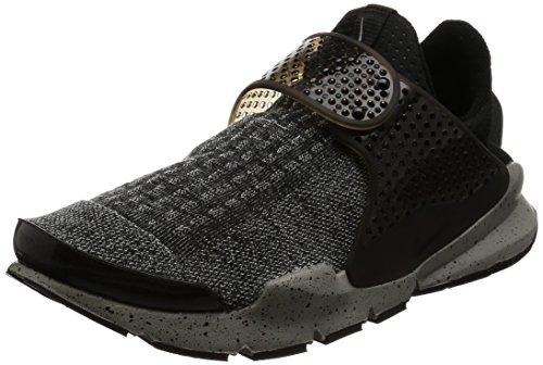 Nike Sock Dart SE Premium 859553-001, Herren Traillaufschuhe schwarz 46 EU