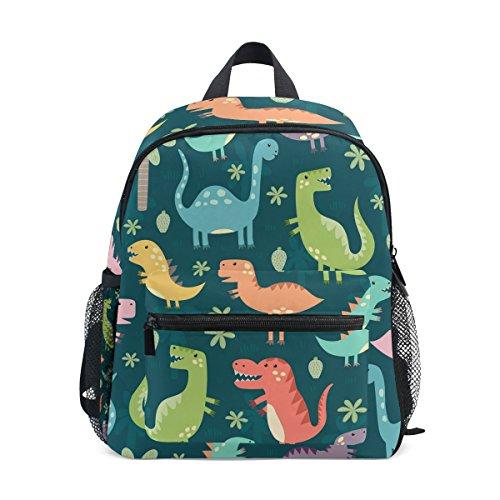 ISAOA Cute Kids Rucksack,Mini Kinder Schultasche/Kindergarten Vorschule Kleinkind Bookbag,Cartoon Tiermuster für Outdoor/Sport/Camping/Picknick Rucksäcke Schultasche für Kinder