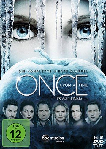 Once Upon a Time - Es war einmal ... Die komplette vierte Staffel [6 DVDs]