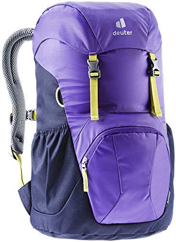 deuter Junior Kinderrucksack (18 L), Violet-navy