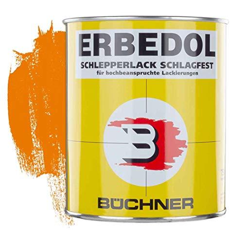 Schlepperlack | STEYR ORANGE | 0,75 l | restaurieren | Traktor | lackieren | Farbe | Trecker | Frontlader | Lack | Lackierung | Farbton | schnelltrocknend | deckend