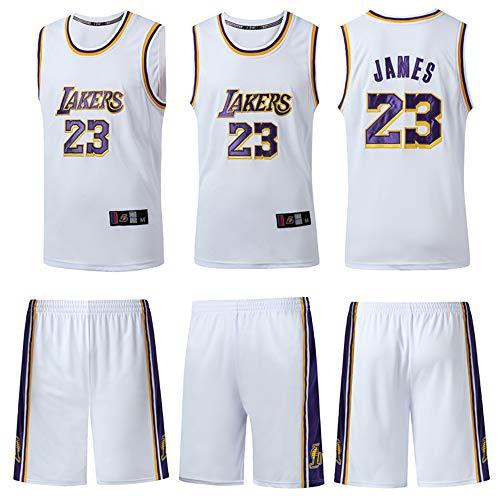 Lafe NBA Trikot Herren Owen 11 Trikot Celtics, Harden Laker Kobe James 23 Curry, Anzug männliche Basketballuniform Sommer atmungsaktives Sweatshirt Shirt E-M