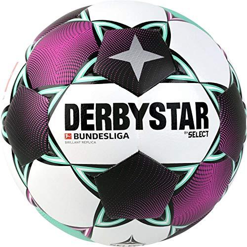 Derbystar 1314 Unisex– Erwachsene BL Brillant Replica Trainingsball,Mehrfarbig,5