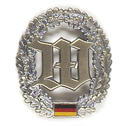 A.Blöchl Bundeswehr BW Barettabzeichen (Wachbataillon)