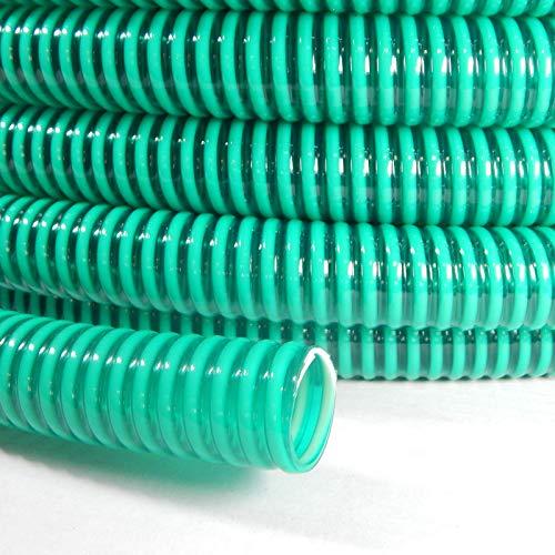 Saugschlauch Spiralschlauch Förderschlauch Pumpenschlauch (Meterware) 40mm