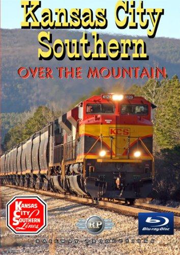 Kansas City Southern Over the Mountain-Train Blu-Ray [Blu-ray]