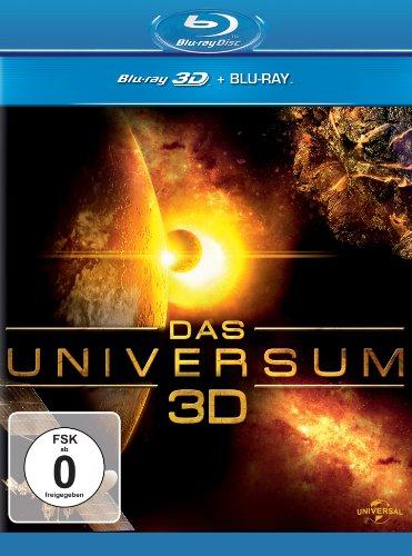 Das Universum [3D Blu-ray] (exklusiv bei Amazon.de)