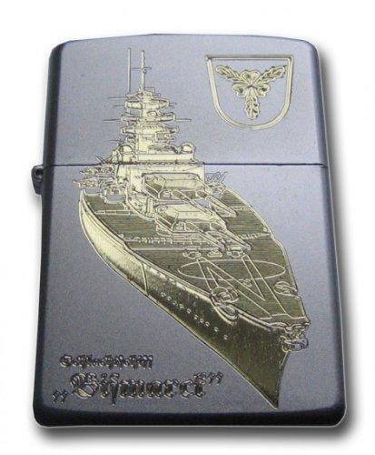Zippo Schlachtschiff Bismarck