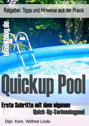 Quick Up Pool – Erste Schritte mit dem eigenen QuickUp Swimmingpool