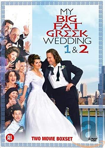 DVD - My Big Fat Greek Wedding 1+2 (1 DVD)