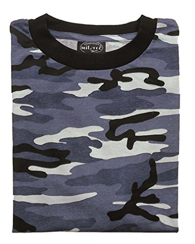 Mil-Tec Leichtes US Army Tarnshirt(Skyblue/XXL)