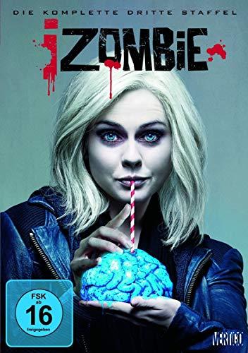 iZombie - Die komplette dritte Staffel [3 DVDs]
