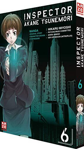 Inspector Akane Tsunemori - Band 06 (Finale)