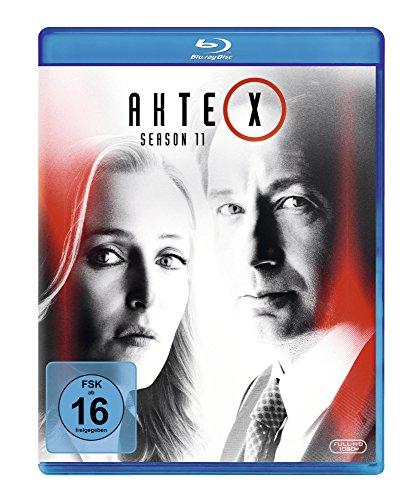 Akte X - Season 11 [Blu-ray]