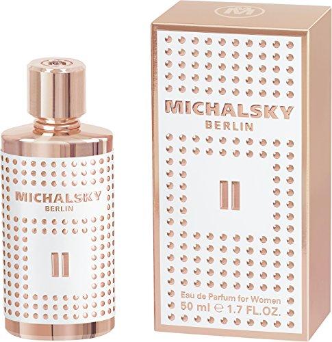 Michalsky Berlin II for women EdP, 1er Pack (1 x 50 ml)