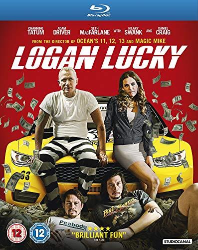 Blu-ray1 - Logan Lucky (1 BLU-RAY)