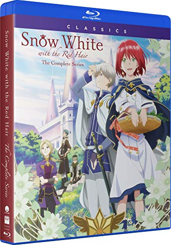 Blu-Ray - Snow White With The Red Hair: Complete Series (4 Blu-Ray) [Edizione: Stati Uniti] (1 BLU-RAY)