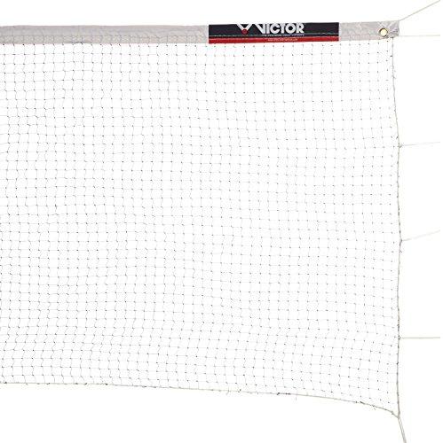 VICTOR Badminton-Netz Net B National, Schwarz, 758/0/0