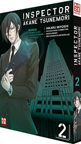 Inspector Akane Tsunemori - Band 02