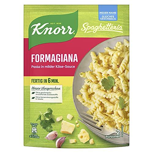 Knorr Spaghetteria Nudel-Fertiggericht Formagiana Instant Nudeln 163 g