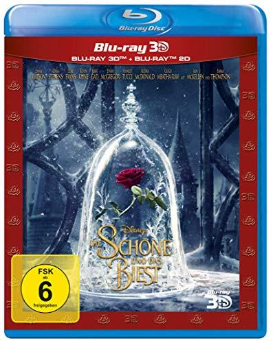Die Schöne und das Biest 2D+3D (Live-Action) [3D Blu-ray]