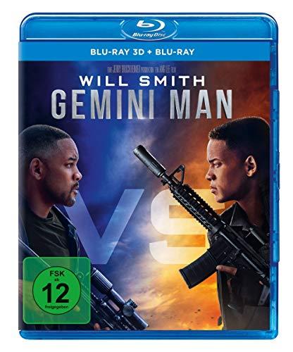 Gemini Man 3D Blu-ray (+ Blu-ray 2D)