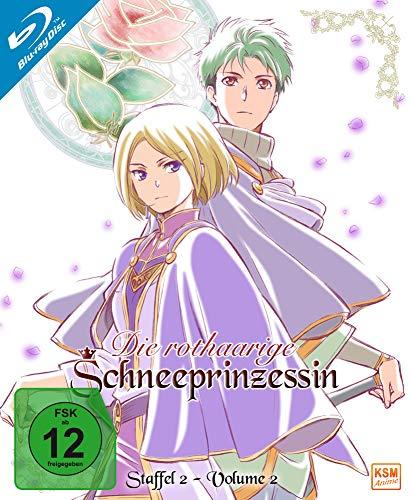 Die rothaarige Schneeprinzessin - Staffel 2 - Volume 2: Episode 05-08 [Blu-ray]