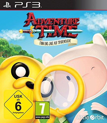 Adventure Time - Finn und Jake auf Spurensuche - [PlayStation 3]