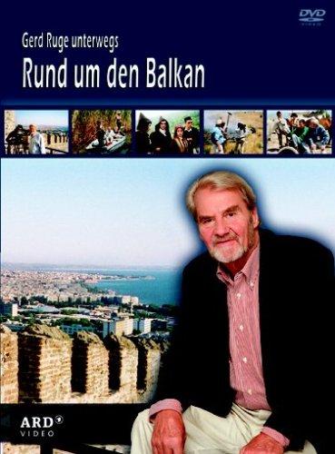 Gerd Ruge unterwegs rund um den Balkan