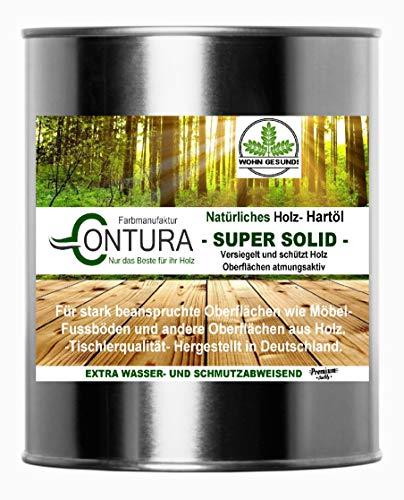 Holzschutz Holzöl NATUR HARTÖL Möbelöl Pflegeöl Holz- Möbel- Öl Arbeitsplattenöl 375ml.