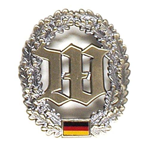 BW Barettabzeichen Bundeswehr, verschiedene Truppengattungen Einheitsgröße,Wachbataillon