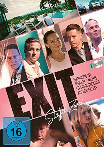 Exit - Staffel 2 [2 DVDs]