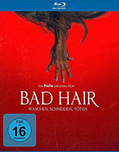 Bad Hair - Waschen, schneiden, töten [Blu-ray]