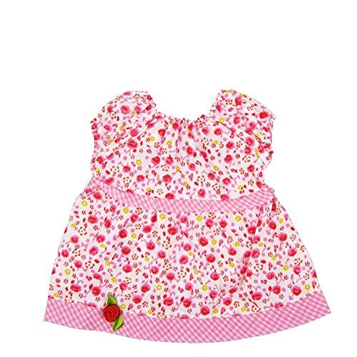 Yi-Achieve Puppenkleidung Kleid Nette Puppen Puppenkleidung Puppen Outfit Mit Dirndl-Outfit Für Puppen