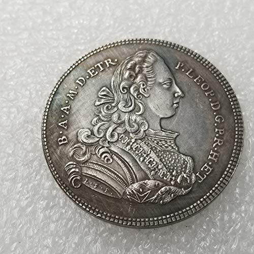 Italien,Antiquitäten,Silbermünzen,1774,Bundesstaat Francisco,Kunsthandwerk,Schätze,Gedenkmünzen,2St Entscheidungswährung/Silber / 2 Stück