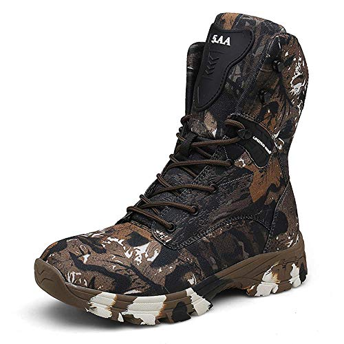 Btiger Stiefel Herren Wanderstiefel Tactical Kampfstiefel Outdoor Military Boots Männer Alles Gelände Schuhe