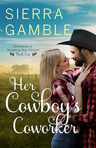 Her Cowboy's Coworker (Christmas in Shooting Star Canyon Book 1) (English Edition)