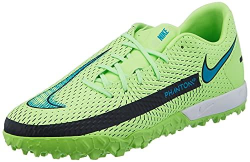 Nike Herren CK8470-303_44,5 Turf Football Trainers, Green, 44.5 EU