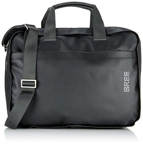 Bree Unisex-Erwachsene Pnch 67 Laptop Tasche, Schwarz (Black), 13.0x30.0x40.0 cm