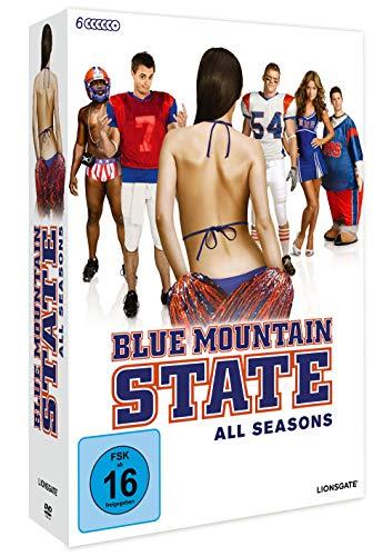 Blue Mountain State Box / Gesamtedition / Komplette Serie / Staffel 1-3 (1+2+3) [6 DVDs im Schuber]