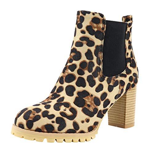 Frauen europäischen und amerikanischen Wind Gummiband High Heel Stiefel in Übergröße Herbst und Winter Neue Stiefel