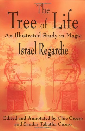 The Tree of Life: An Illustrated Study in Magic (English Edition)